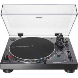 Audio Technica Platine TD AUDIO TECHNICA AT-LP120XUSBBK - Publicité