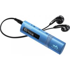 Sony Bal. MP3 SONY NWZ-B183FL 4Go - Publicité