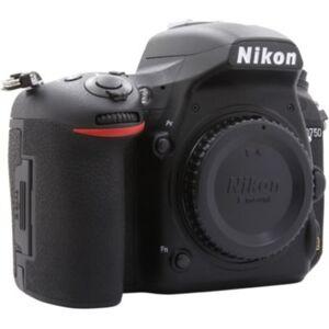 Nikon Reflex NIKON D750 Nu - Publicité