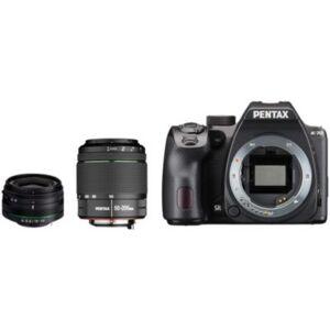 Pentax Reflex PENTAX K-70 + 18-50mm RE + 50-200 - Publicité