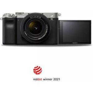 Sony APN SONY Alpha A7C Silver - Publicité