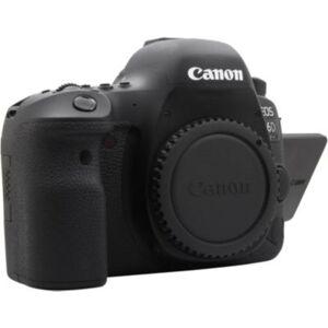 Canon Reflex CANON EOS 6D Mark II Nu - Publicité
