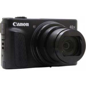 Canon APN CANON PowerShot SX740 HS Noir - Publicité