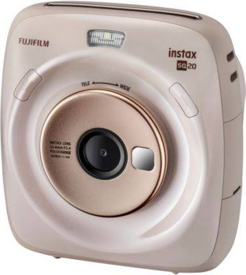 Fujifilm App. Photo FUJIFILM Instax Square SQ20 B