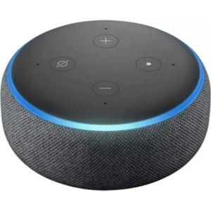 Amazon Assistant vocal AMAZON Echo Dot 3 Noir - Publicité