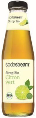 Sodastream Concentré SODASTREAM Sirop Bio CITRON VE