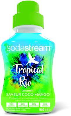 Sodastream Concentré SODASTREAM Coco Mango 500 ML