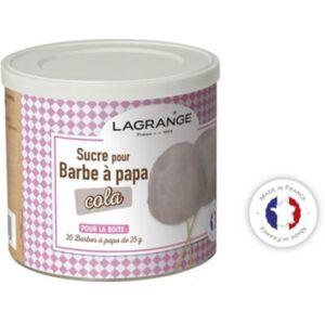 Lagrange Sucre LAGRANGE Sucre Barbe à papa coca c - Publicité