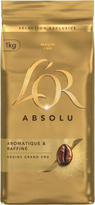 L'or Paquet café L'OR L OR Absolu Grains
