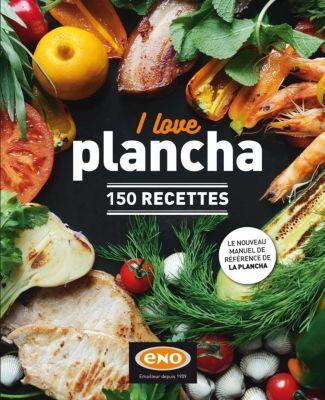 ENO Livre ENO I love plancha 150 recettes Do
