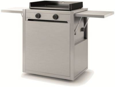 Forge Adour CHARIOT FORGE ADOUR CH MIF 60 en inox fe