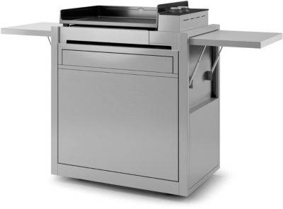 Forge Adour CHARIOT FORGE ADOUR CH PIF 60 en inox fe