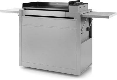 Forge Adour CHARIOT FORGE ADOUR CH PIF 75 en inox fe