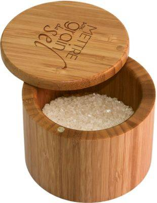 Totally Bamboo Pot TOTALLY BAMBOO a sel magnetique Mett