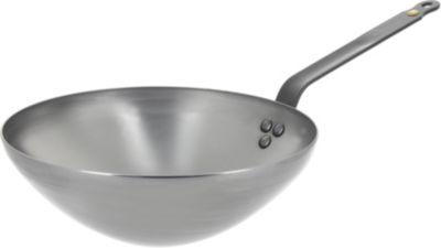 De Buyer Poêle wok DE BUYER Mineral B 24 cm