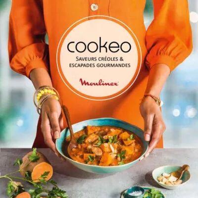 Moulinex Livre MOULINEX recette créole au Cookeo