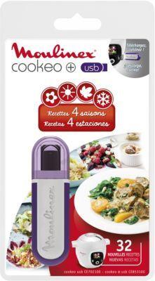 Moulinex clé USB MOULINEX COOKEO 32 recettes - 4