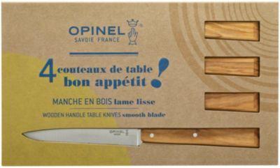 Opinel Couteau OPINEL de table SUD en Olivier x