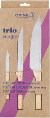 Opinel Couteau OPINEL Coffret Trio Parallele No