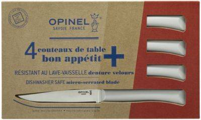 Opinel Couteau OPINEL de table x4 Nuage
