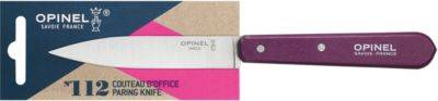 Opinel Couteau OPINEL Office no112 aubergine