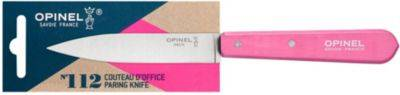 Opinel Couteau OPINEL Office No112 fuchsia