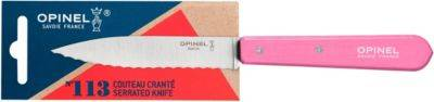 Opinel Couteau OPINEL Crante No113 fuchsia