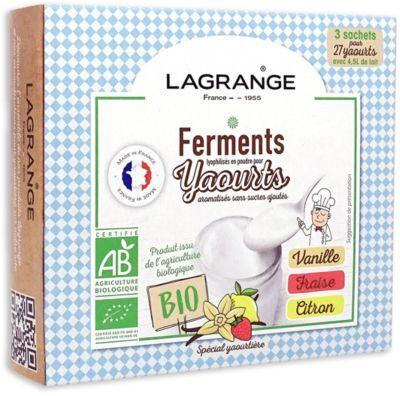 Lagrange Ferments LAGRANGE BIO arome Vanille-Frai