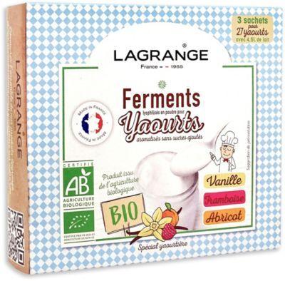 Lagrange Ferments LAGRANGE BIO arome Vanille-Fram