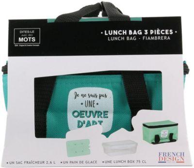 Concept Factory Lunch Box CONCEPT FACTORY sac fraicheur