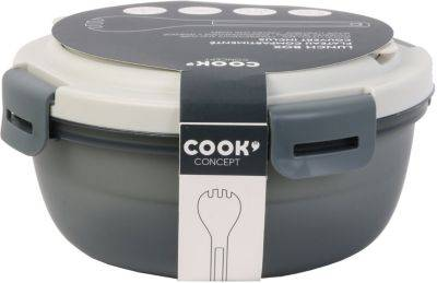 Cook Concept Lunch Box COOK CONCEPT ronde compartimen