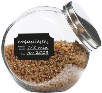 Cook Concept Etiquettes COOK CONCEPT bocaux x24
