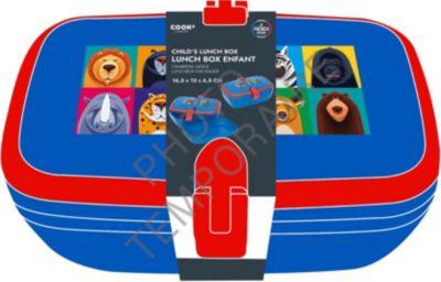 Cook Concept Lunch Box COOK CONCEPT enfant animaux M1