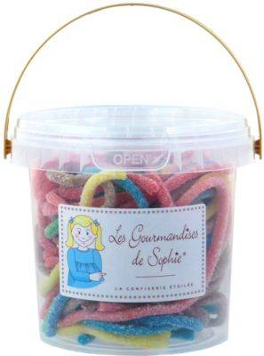 Gourmandises Sophie Bonbons GOURMANDISES SOPHIE Seau Lacets