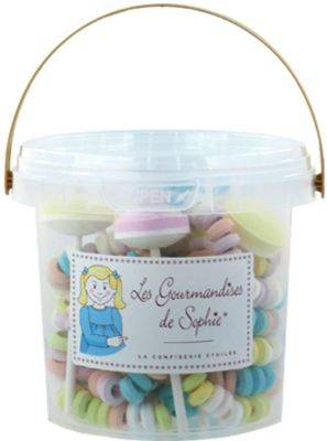 Gourmandises Sophie Bonbons GOURMANDISES SOPHIE Seau Collier