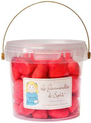 Gourmandises Sophie Bonbons GOURMANDISES SOPHIE Seau fraises