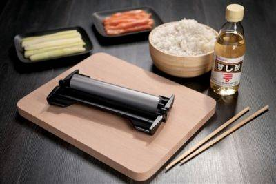 Easy Sushi Kit EASY SUSHI 3.5cm Noir individuel