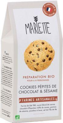 Marlette Preparation MARLETTE Bio pour Cookies pe