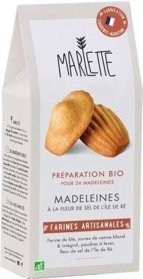 Marlette Preparation MARLETTE Bio pour Madeleines