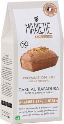 Marlette Preparation MARLETTE Bio pour Cake au ra