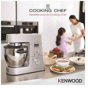 Kenwood Livre KENWOOD Recettes pour le Cooking C