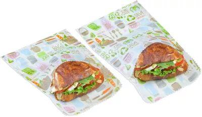 Nuts Sachets NUTS sandwich et snack cire d ab