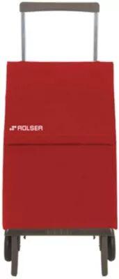 Rolser CHARIOT ROLSER DE MARCHE PLIABLE ROUGE