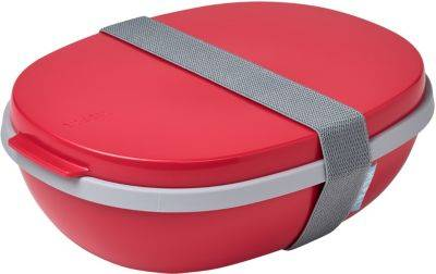 Mepal Lunch Box MEPAL Elipse duo nordic red