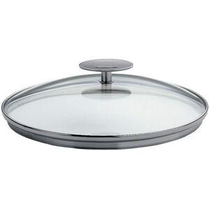 Cristel Couvercle CRISTEL Platine 30 cm verre - Publicité