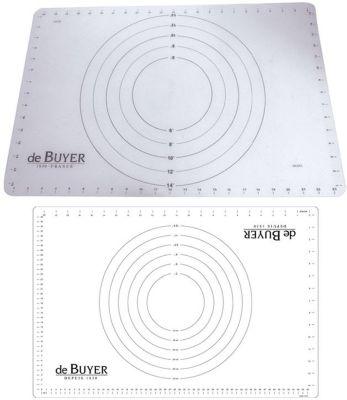 De Buyer TAPIS DE BUYER silicone translucide 60x4