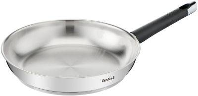 Tefal Poêle TEFAL Emotion inox induction diam2