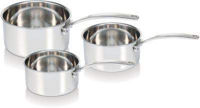 Beka SET BEKA 3 casseroles inox tri lux 16 20