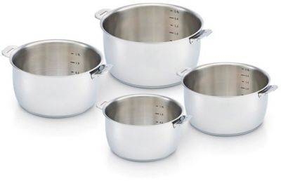 BEKA Set 4 casseroles amovibles Select