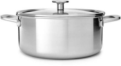 Kitchenaid Faitout KITCHENAID Multi plis inox 24cm